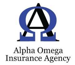 Alpha Omega Insurance Logo